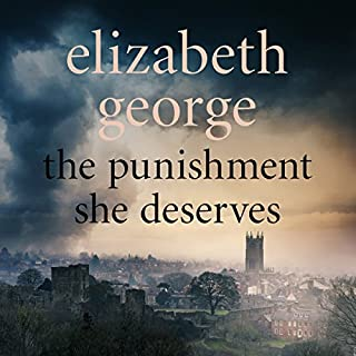The Punishment She Deserves     An Inspector Lynley Novel, Book 17              By:                                                                                                                                 Elizabeth George                               Narrated by:                                                                                                                                 Julia Barrie                      Length: 28 hrs and 43 mins     69 ratings     Overall 4.6