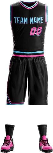 Custom Basketball Jerseys - Men Women Sportwear Kid Outfits - Adult Playing Jersey