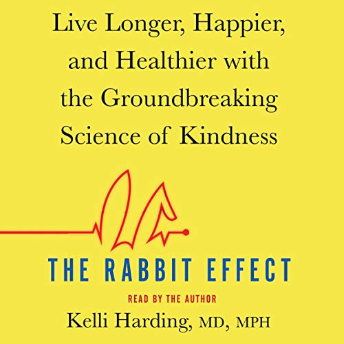 The Rabbit Effect audiobook cover art