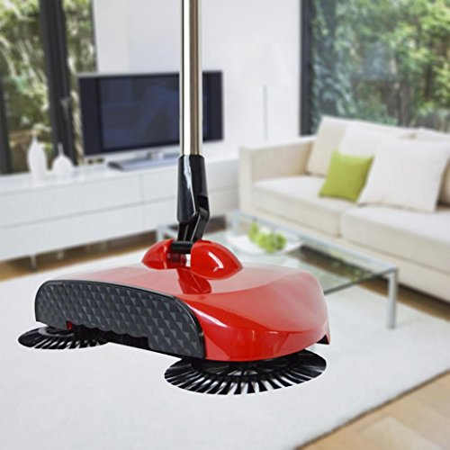 Why Should You Buy New Arrival 360 Rotary Telescopic Floor Dust Sweeper -Home Sweeper With Adjustabl...