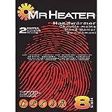 Mr. Heater für Hand- und Taschen Aktivkohlewärmer weiß, One Size