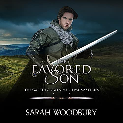 The Favored Son Audiobook By Sarah Woodbury cover art