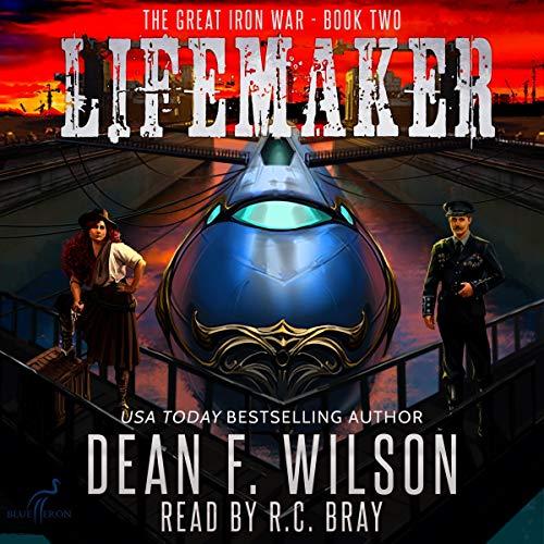 Lifemaker (A Sci-Fi Dystopian Adventure) Audiobook By Dean F. Wilson cover art