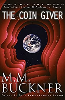 The Coin Giver by [M. M. Buckner]
