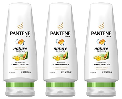 Pantene Pro-V Nature Fusion Smoothing Conditioner with Avocado Oil 12 fl oz by Pantene