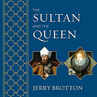 The Sultan and the Queen cover art