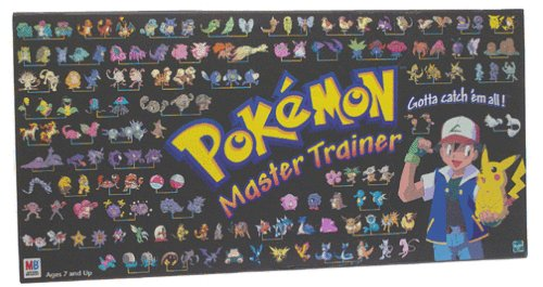 Pokemon Board Game [englischsprachige Version]