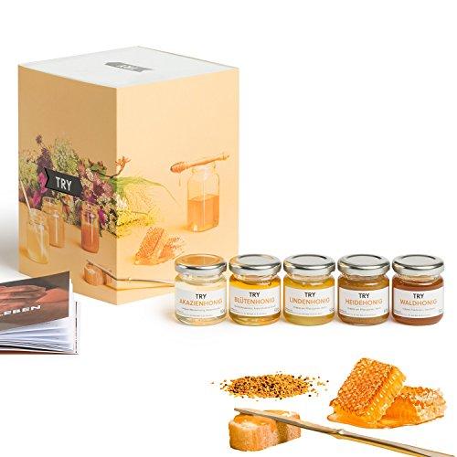 TRY Honig Geschenkset - Bekannt aus
