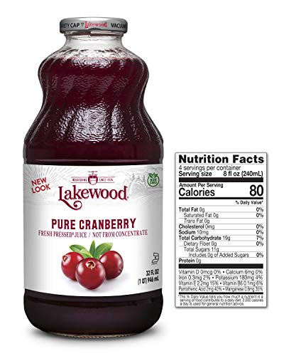 100 cranberry juice no sugar - 9