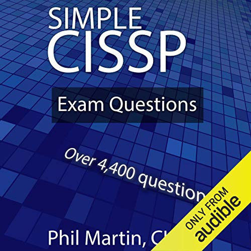 Couverture de Simple CISSP Exam Questions