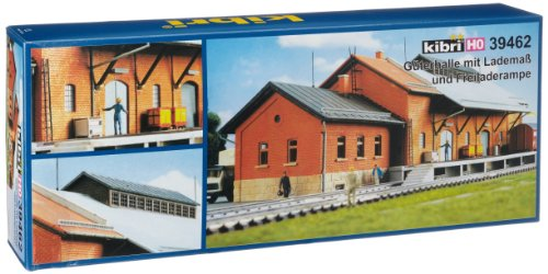 Kibri - Gebäude für Modelleisenbahnen