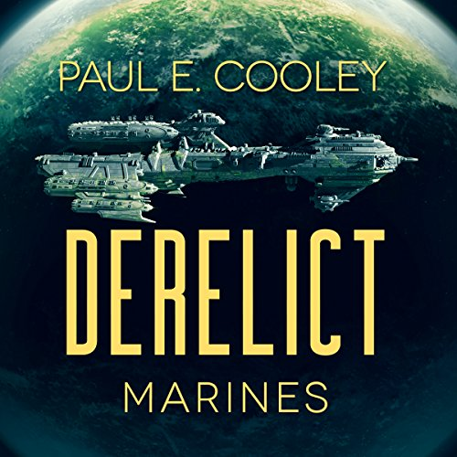 Derelict: Marines audiobook cover art