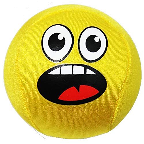 Lake Toys/Beach Skip It Balls: Emoji Bouncy Water Toy Swimming Sports Games for Kids and Adults. Best Skipping Throw Waterball for Ocean Surf and Travel. Hours of Extreme Summer Fun for the Family!