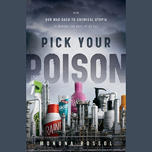 Pick Your Poison audiobook cover art