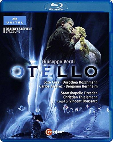 Verdi: Otello (Osterfestspiele Salzburg, 2016) [DVD] [Blu-ray]