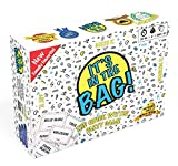 It's in The Bag! – Party Game Will Have You Laughing Hysterically – Like Charades on Steroids for Family and Adults – Easy to Learn Team Game for Small Group of 4 or Large Group of 10 or More