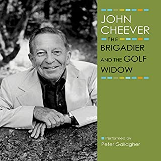 The Brigadier and the Golf Widow cover art