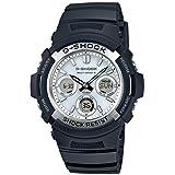 [カシオ] 腕時計 ジーショック 電波ソーラー AWG-M100S-7AJF ブラック