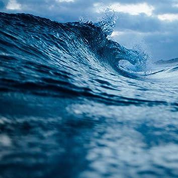 Ultimate Sleep Ocean Waves + Sleepy Baby Noise