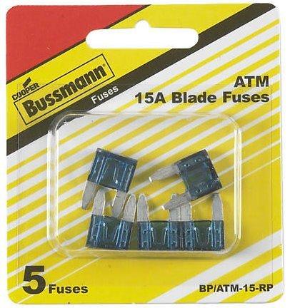 Mini Automotive Fuses by Bussmann Electrical