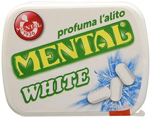 Mental Fassi Caramelle alla Menta Liquirizia - Pacco da 24 x 640 g