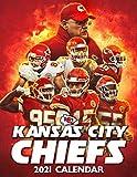 Kansas City Chiefs 2021 Calendar