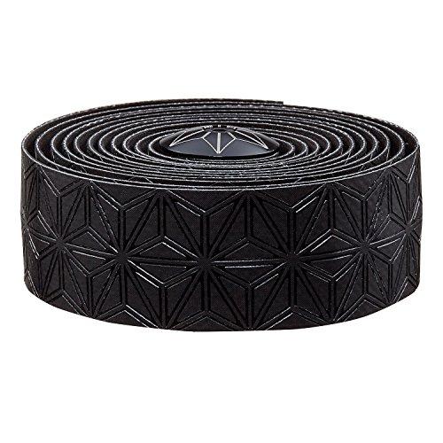 SUPACAZ ET RACE ONE Lenkerband, Super Sticky Kush, schwarz/schwarz