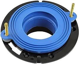 Fluidmaster 7530P8 Universal Better Than Wax Toilet Seal, Wax-Free Toilet Bowl Gasket (Renewed)