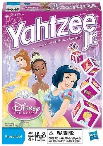comprar ahora Disney Disney Disney Yahtzee Jr Princess Edition by Princess  vendiendo bien en todo el mundo