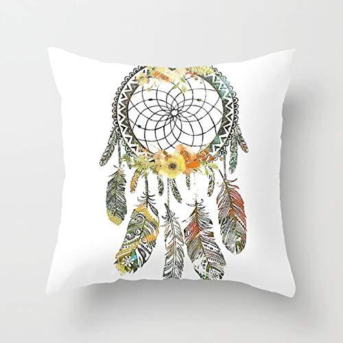 yxr Dreamcatcher Series Hugging Pillowcase Home Office Cushion Pillowcase
