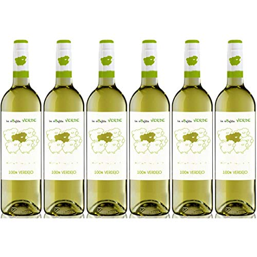 Obejita Vino Blanco - 6 Botellas - 4500 ml