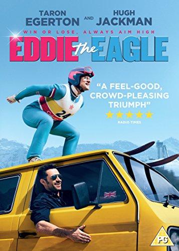 Eddie The Eagle [DVD] [2016] UK-Import, Sprache-Englisch