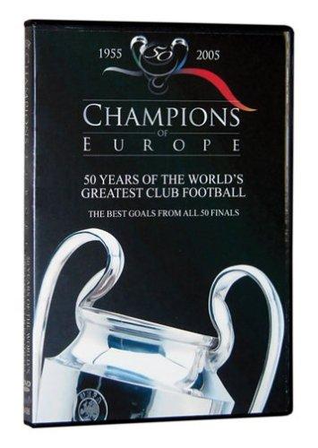 UEFA Champions of Europe: Champions League History 1955-2005