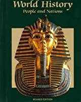 World History People and Nations 1993