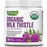Best Milk Thistles - Organic Discounters USDA Organic Milk Thistle Extract Capsules Review