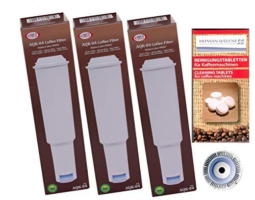 Human-Wellness - Cartuchos de filtro para cafeteras Jura