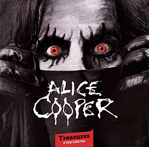 Alice Cooper: Treasures – A Vinyl Collection (Ltd. Vinyl Box) [Vinyl LP]