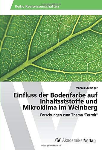 Einfluss der Bodenfarbe auf Inhaltsststoffe und Mikroklima im Weinberg: Forschungen zum Thema