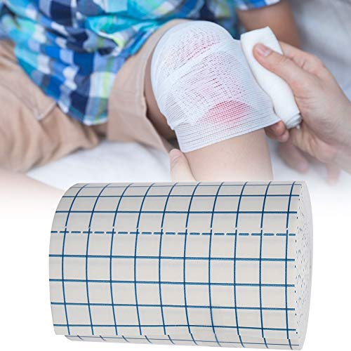 Självhäftande, självhäftande bandage Sammanhängande bandage bandage Vattentät och elastisk elastisk bandage handledsbandage bandage djur bandage kinesiologi tejp 3,9 x 393,7 tum (10cm * 10m)