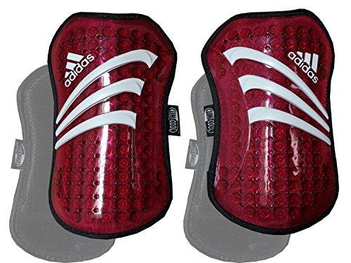 Adidas + Predator TPR scheenbeschermers rood/shinguards