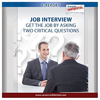 Job Interview     Get the Job By Asking Two Critical Questions (e-Report)              By:                                                                                                                                 Peggy McKee                               Narrated by:                                                                                                                                 Kathy Poelker                      Length: 8 mins     2 ratings     Overall 3.0