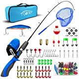 Best Fishing Pole For Kids - TQONEP Kids Fishing Poles,Portable Telescopic Fishing Rod Review
