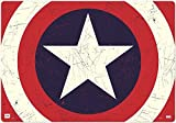 Grupo Erik Editores Vade Escolar Marvel Captain America Shield