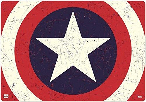 Erik Schreibtischunterlage/Schreibtischmatte Marvel Captain America Shield