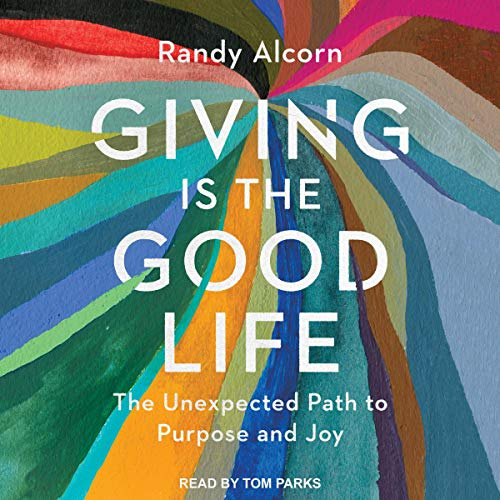 Giving Is the Good Life cover art