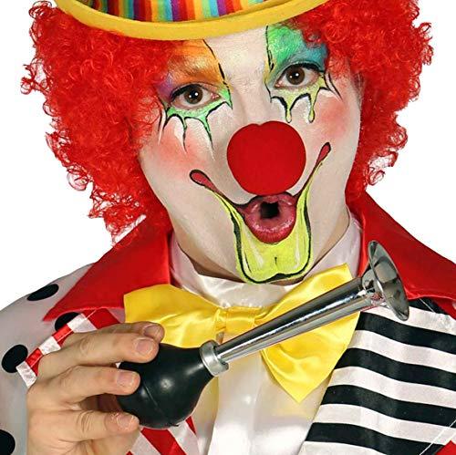 Inconnu KLAXON Clown