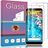 【2枚セット】 AQUOS Sense3 Basic SHV48 ガラスフィルム 強化ガラス 液晶 ガラス 超薄型 保護フィルム Android One S7 日本旭硝子素材AGC 高透過率 硬度9H 飛散防止 AQUOS Sense3 Basic SHV48 / Android One S7 液晶保護フィルム PCduoduo