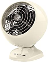 Vornado VFAN Mini Classic Personal Vintage Air Circulator Fan, Vintage White