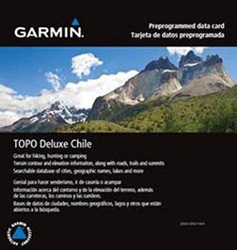 Garmin 010-11934-00 microSD/SD Karte TOPO Chile Deluxe