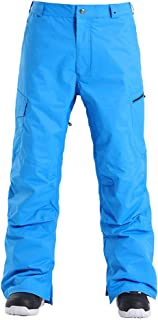 GSOU SNOW Men's Winter Coat Ski Jacket Windproof Waterproof for Winter Sports